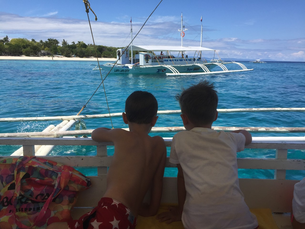 Philippines with kids