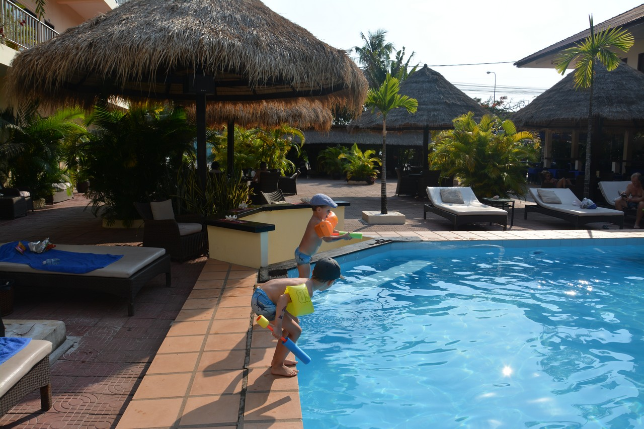 cambodia with kids - Sihanoukville