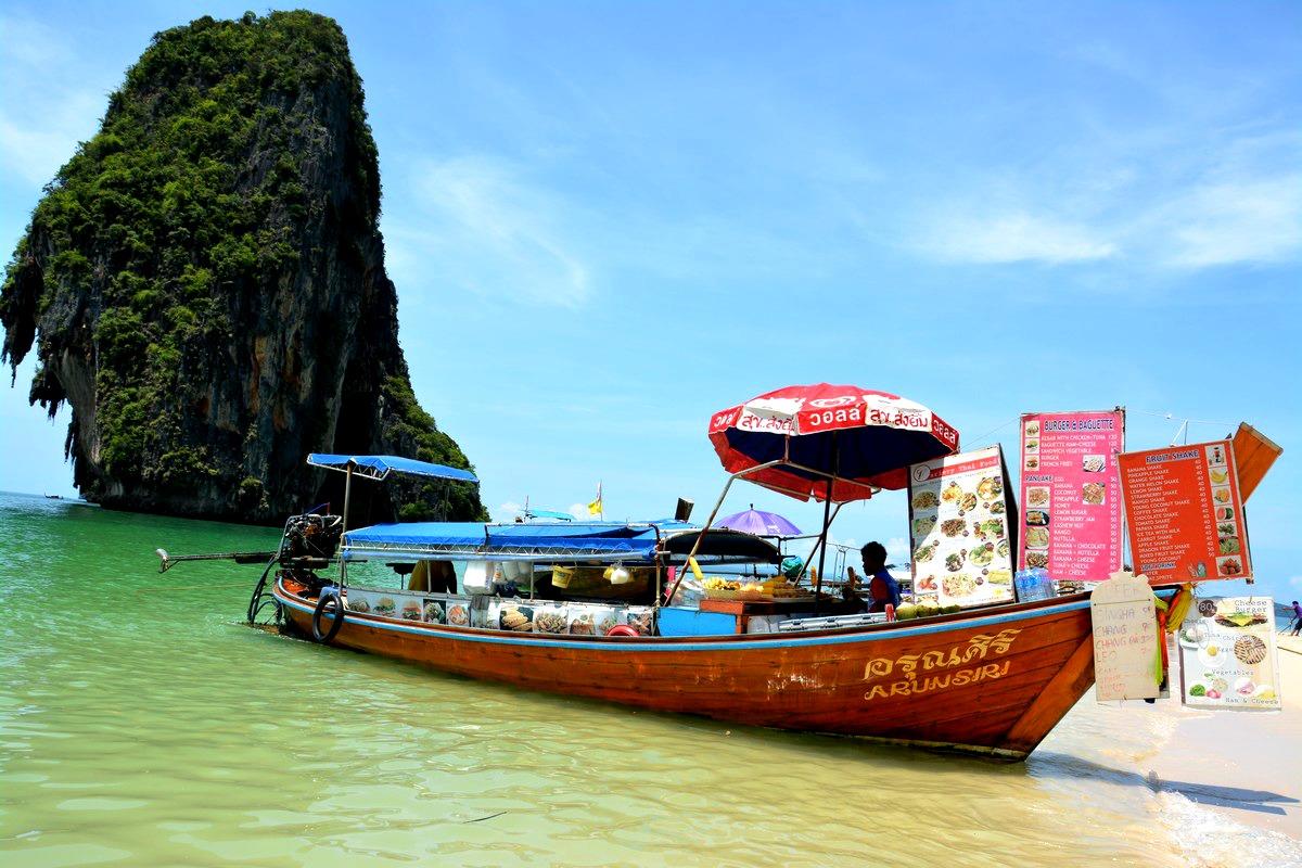 Thajsko bez cestovky