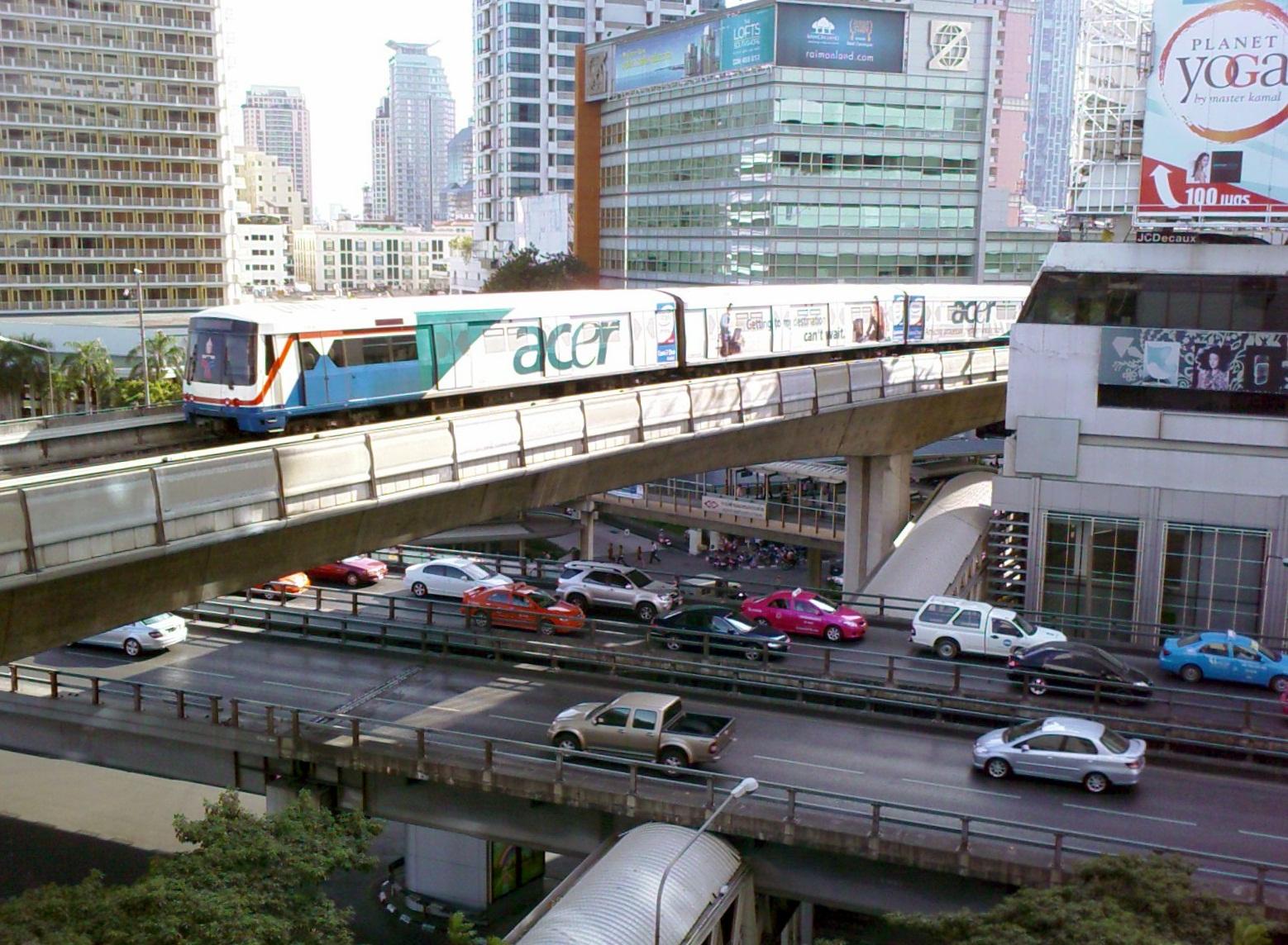 Bangkok Syktrain