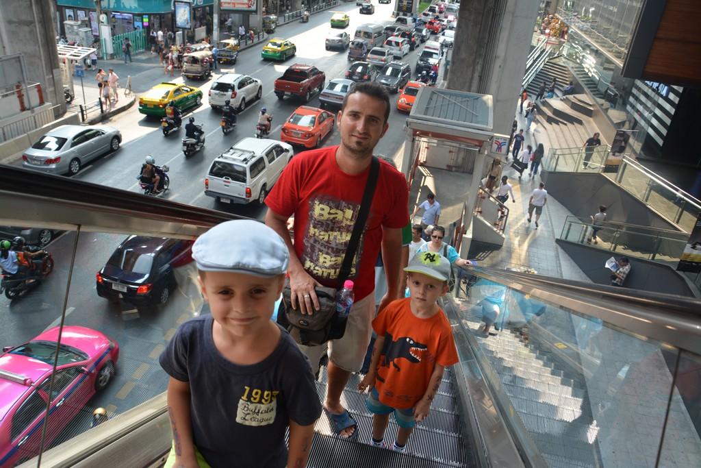 Bangkok za jeden deň