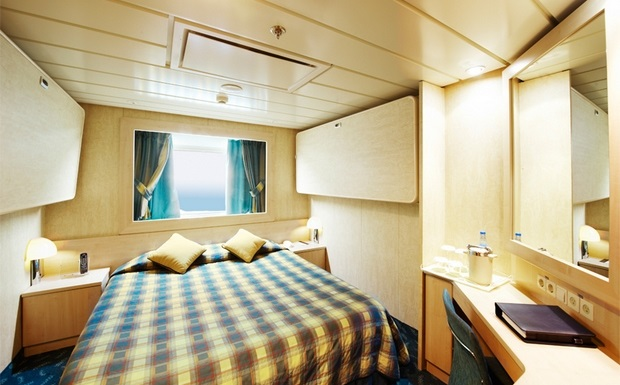 Plavba výletnou loďou