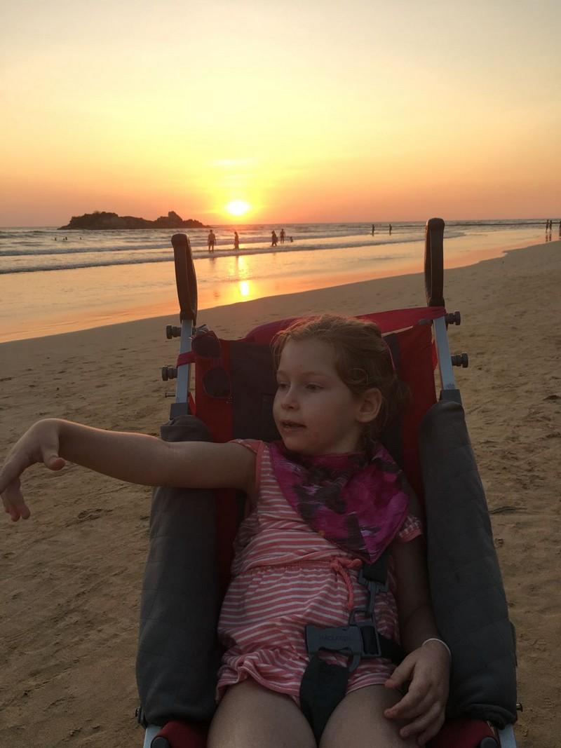 cestujem s chorým dieťaťom