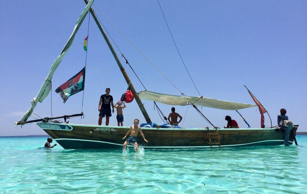 Zanzibar s deťmi časť 2