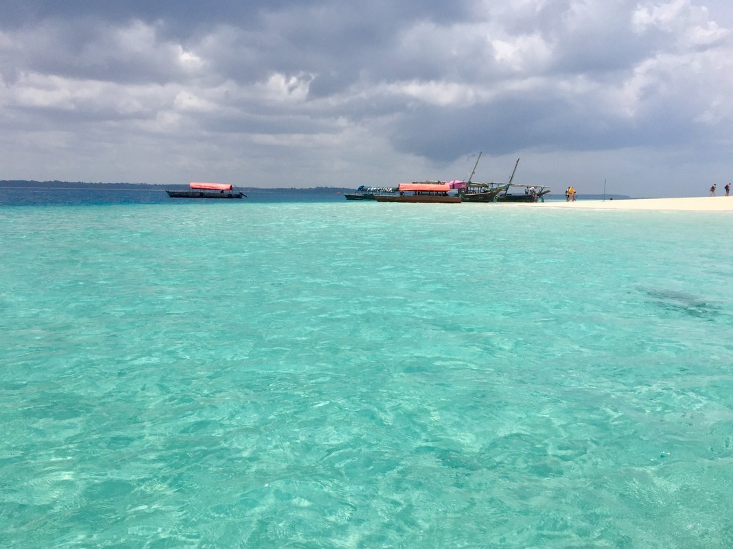 Zanzibar pláže