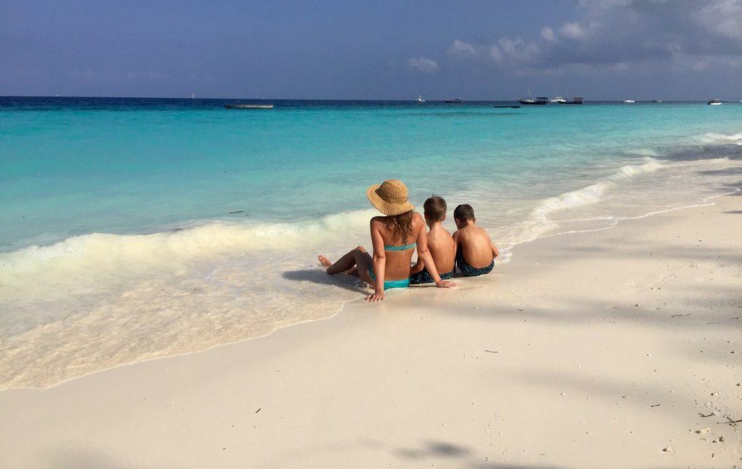 Zanzibar najkrajšie pláže