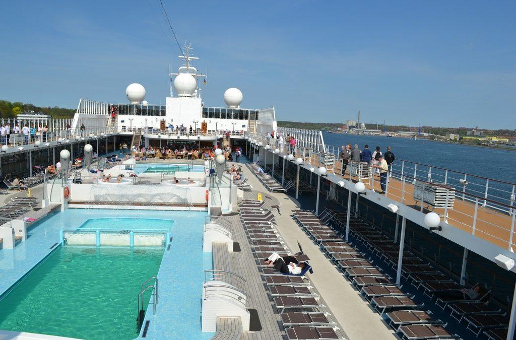 Plavba výletnou loďou s deťmi