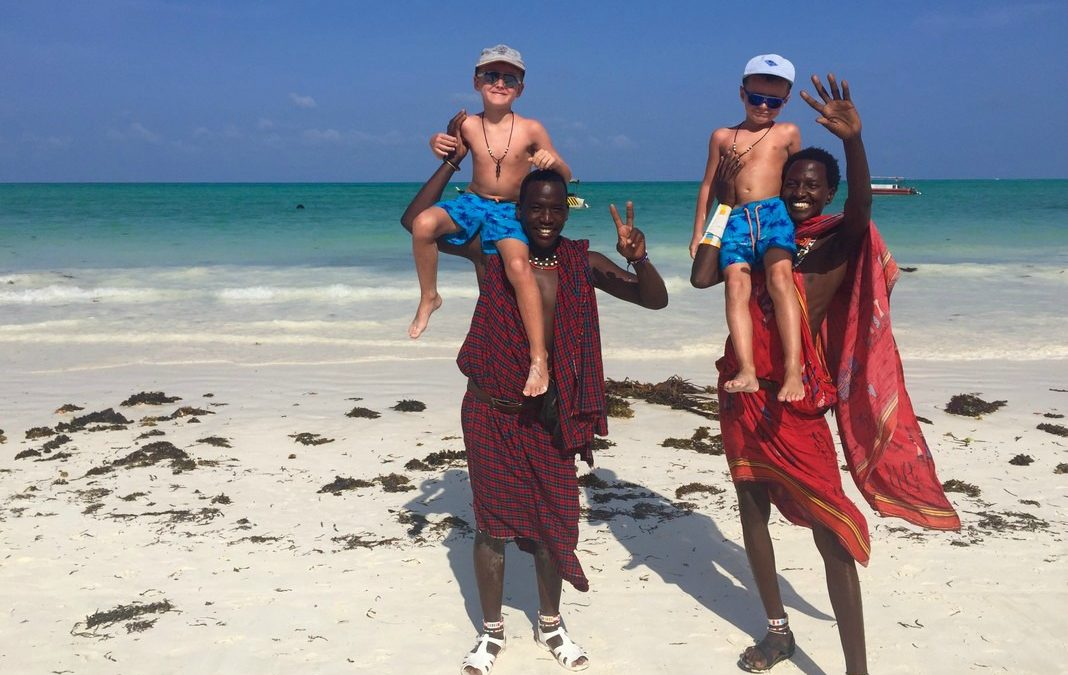 Zanzibar s deťmi za cenu Turecka