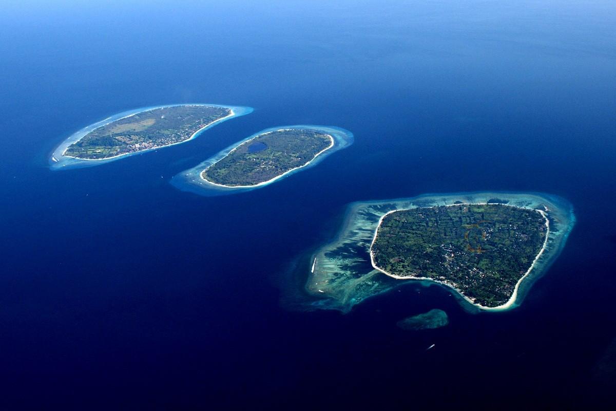 indonézia bez cestovky gili air gili meno