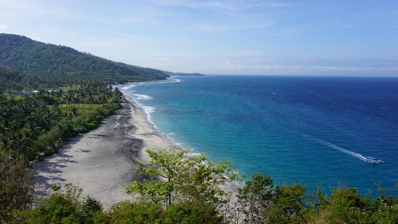 indonézia lombok s deťmi