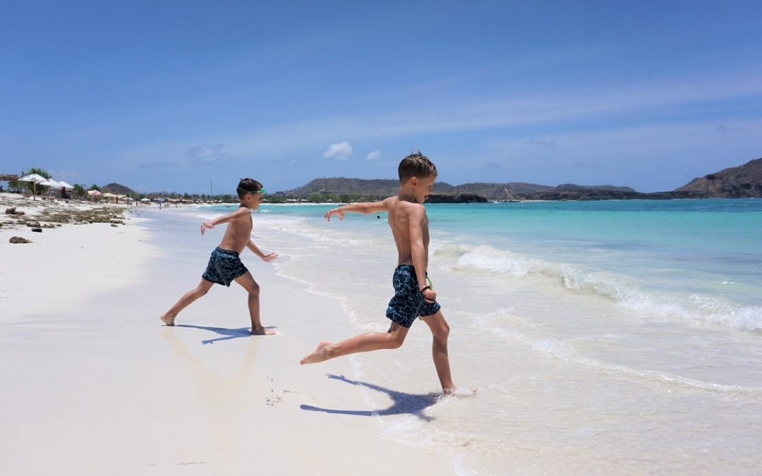 Indonézia s deťmi – ostrov Lombok