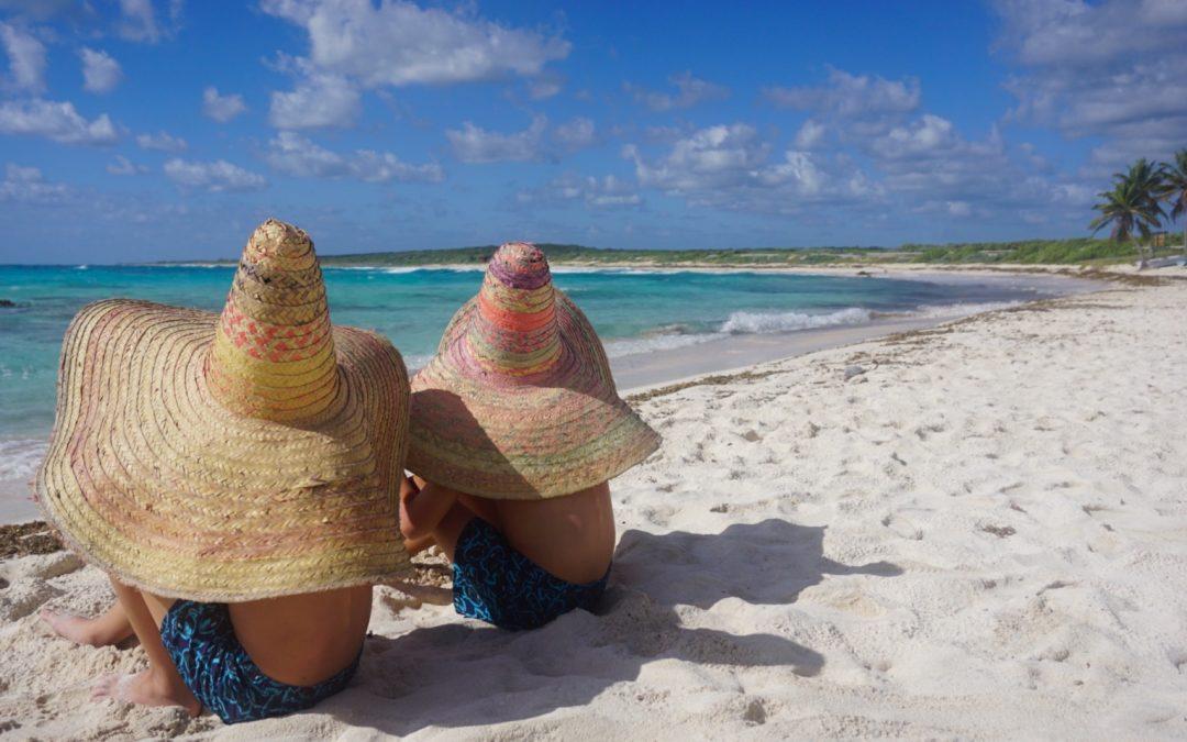 Mexiko najkrajšie pláže