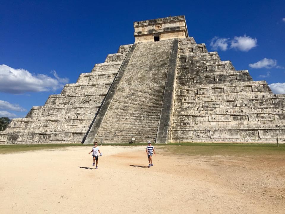 Mexiko bez cestovky