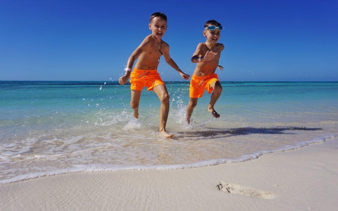 Mexiko s deťmi – ostrov Cozumel