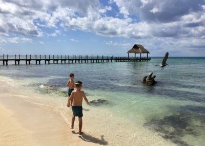 Mexiko-s-detmi-ostrov-Cozumel-11