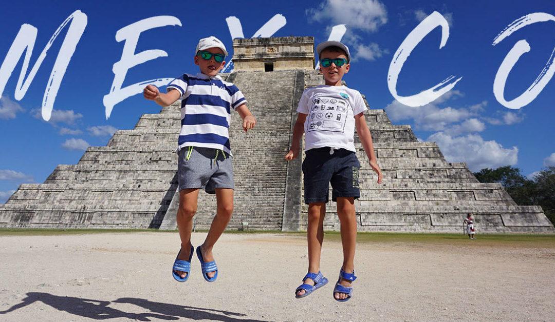 Mexiko bez cestovky – Yucatán