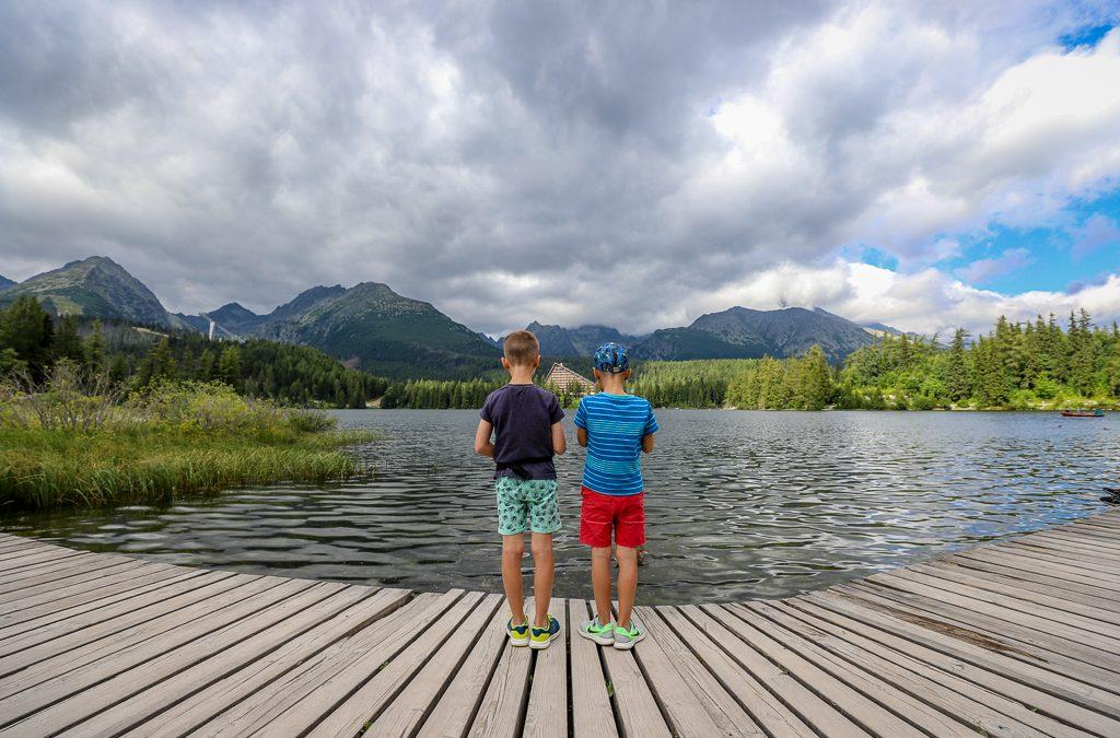 Vysoké Tatry a okolie
