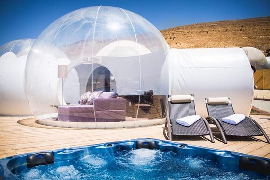 TOP hotely Jordánska