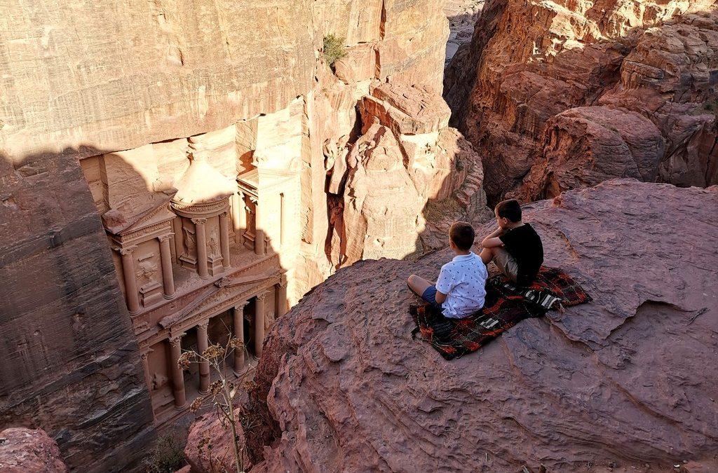 Jordánsko TOP 10 miest