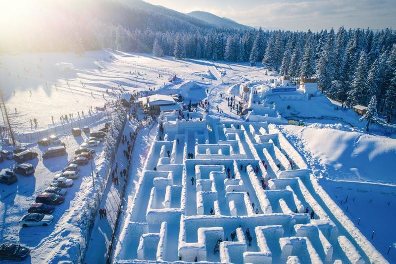 TOP atrakcie na zimné dobrodružstvo s deťmi v prírode