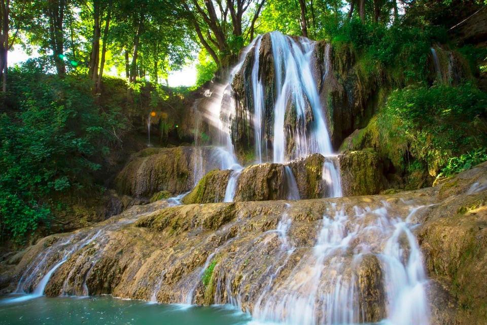 Vodopády na Slovensku